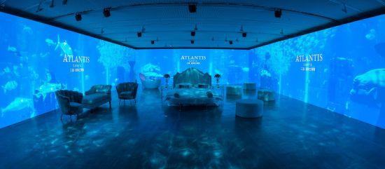 所有酒店住客都可免费体验亚特兰蒂斯水世界和失落的空间水族馆,开启图片