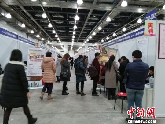 上海2018年应届毕业生总数近19万 就业形势平稳图片