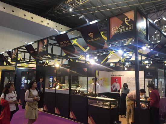 2018上海国际珠宝首饰展览会开幕