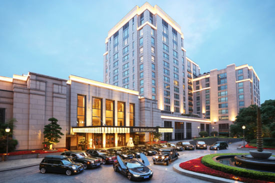 半岛酒店全面经营管理,让酒店在这具标志性的古建筑中拓展现有的服务