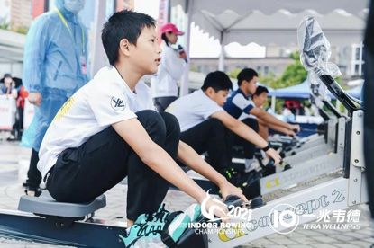 第九届上海划船器公开赛收官