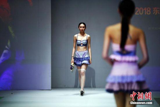上海举办泳装、内衣专场发布会