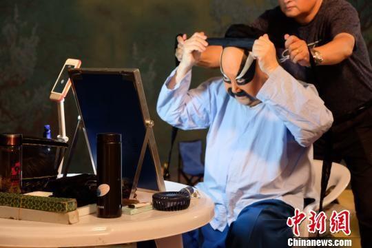 京剧电影《贞观盛事》:尚长荣等国宝级艺术家齐聚