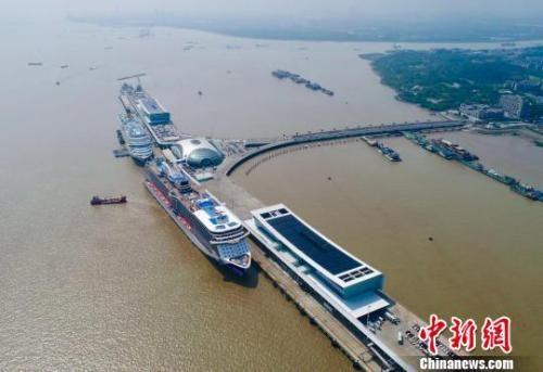 从钢花到浪花:上海宝山冲刺世界邮轮母港城市第一方阵