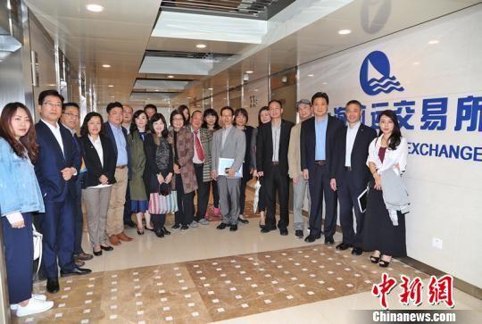 """海外华媒高层聚焦上海""""国际航运中心""""建设"""