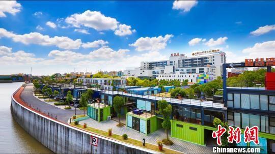 上海首个科普公园开园 科创优势助力科学普及