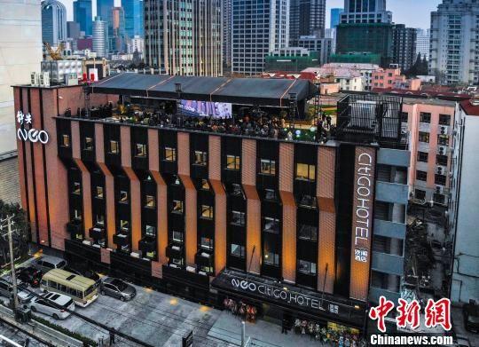 """上海又一老厂房完成""""焕新""""改造 变身多业态商业综合体"""