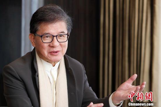 """香港瑞安集团主席罗康瑞:在改革开放进程中成就""""新天地"""""""