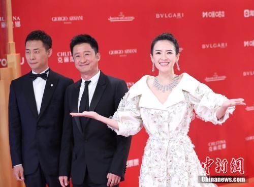 第22届上海国际电影节开幕 5G+4K技术首次助力金爵盛典
