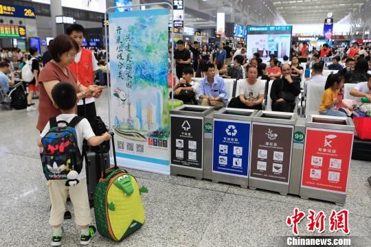 上海垃圾分类正式实施一周 城管开出罚单190张