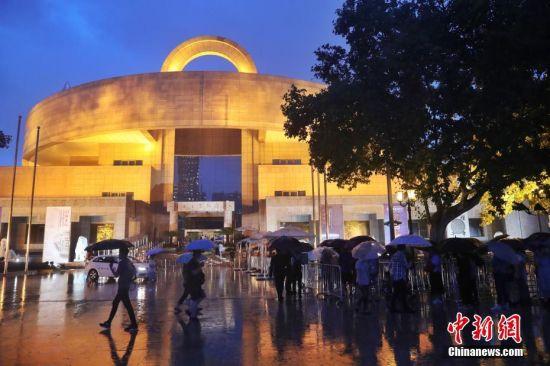 """""""博物馆奇妙夜""""!上海首批夜间试点博物馆开馆"""