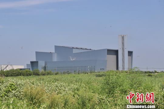 探访上海干垃圾末端处置:从烈焰中回到千家万户