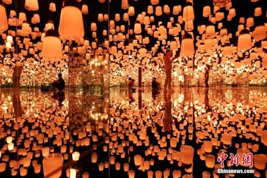 全球第二座无界美术馆落户上海 打造数码艺术的非凡之美