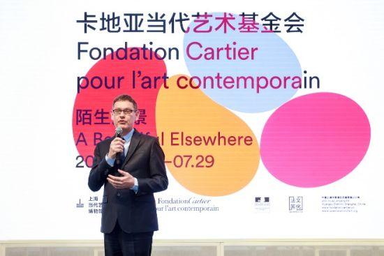 """""""卡地亚当代艺术基金会:陌生风景""""展览在沪举行"""